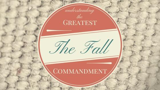The Greatest Commandment (8)