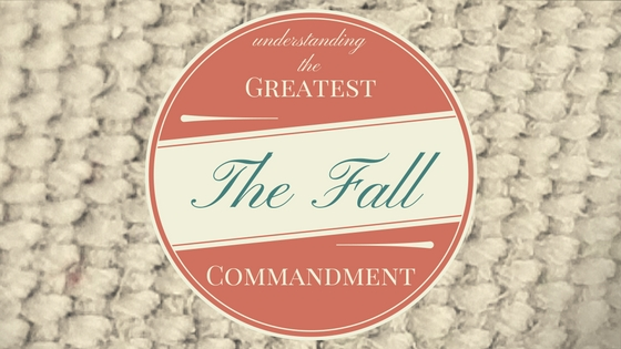 The Greatest Commandment (8)